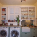 Laundry with Potting Area
