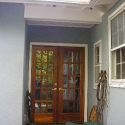 Rear Door to Patio