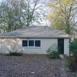 Crescent Hill garage